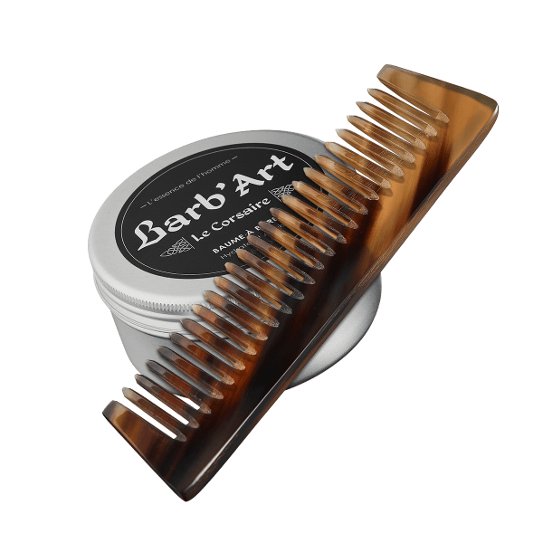 baume-barbe-peigne-barbe entretien barbe cosmetique homme barb-art