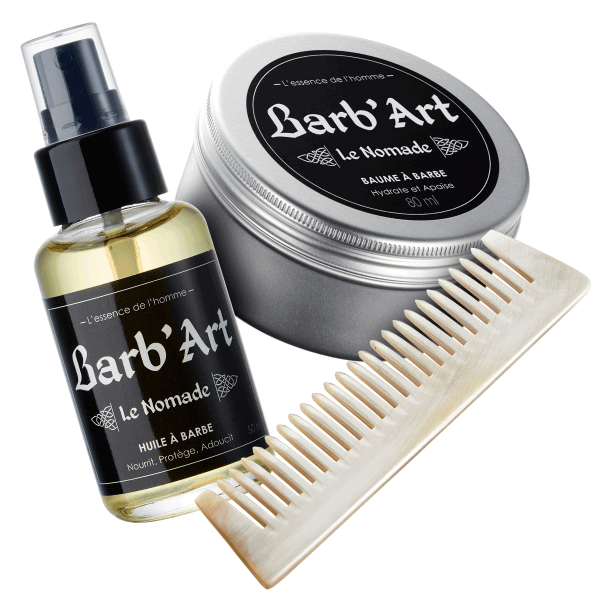 huile-barbe-nomade-baume-barbe-produits-barbe-entretien-barbe-peigne-barbe-cosmetique-homme-barb-art